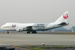 euro_r302さんが、名古屋飛行場で撮影した日本航空 747-246Fの航空フォト(写真)