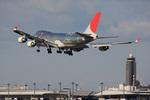 speedbirdさんが、成田国際空港で撮影した日本航空 747-446F/SCDの航空フォト(写真)