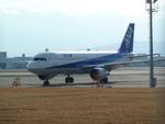 yanaさんが、福岡空港で撮影した全日空 A320-211の航空フォト(写真)