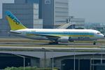 euro_r302さんが、羽田空港で撮影したAIR DO 767-281の航空フォト(写真)
