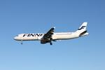 taka777さんが、ロンドン・ヒースロー空港で撮影したフィンエアー A321-211の航空フォト(写真)