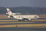 meijeanさんが、成田国際空港で撮影したJALウェイズ DC-10-40Iの航空フォト(写真)