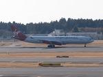 aquaさんが、成田国際空港で撮影したヴァージン・アトランティック航空 A340-313の航空フォト(写真)