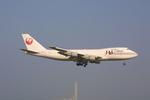 meijeanさんが、関西国際空港で撮影した日本航空 747-246F/SCDの航空フォト(写真)
