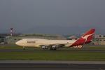 meijeanさんが、名古屋飛行場で撮影したカンタス航空 747-338の航空フォト(写真)