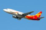 Tomo-Papaさんが、香港国際空港で撮影した揚子江快運航空 737-3Q8(SF)の航空フォト(写真)