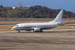 pringlesさんが、長崎空港で撮影したアメリカ海軍 C-40A Clipper (737-7AFC)の航空フォト(写真)