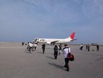 JA504Kさんが、与那国空港で撮影した日本トランスオーシャン航空 737-4K5の航空フォト(写真)