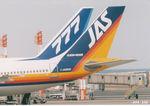JOY-AIRさんが、大分空港で撮影した日本エアシステム A300B4-622Rの航空フォト(写真)