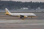 mitsuさんが、成田国際空港で撮影したロイヤルブルネイ航空 A320-232の航空フォト(写真)