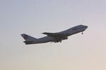 meijeanさんが、成田国際空港で撮影した日本アジア航空 747-246Bの航空フォト(写真)
