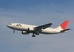 ギ―ピロさんが、羽田空港で撮影した日本航空 A300B4-622Rの航空フォト(写真)
