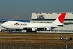 euro_r302さんが、成田国際空港で撮影した日本航空 747-246F/SCDの航空フォト(写真)