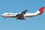 euro_r302さんが、成田国際空港で撮影した日本航空 747-246Fの航空フォト(写真)