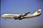 青路村さんが、伊丹空港で撮影した日本アジア航空 747-146の航空フォト(写真)