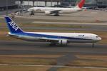 bluetree767さんが、羽田空港で撮影した全日空 767-381の航空フォト(写真)