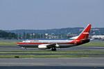 Gambardierさんが、ロナルド・レーガン・ワシントン・ナショナル空港で撮影したUSエア 737-3B7の航空フォト(写真)