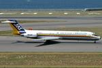 euro_r302さんが、中部国際空港で撮影した日本エアシステム MD-87 (DC-9-87)の航空フォト(写真)