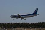 Euro Spotterさんが、成田国際空港で撮影した全日空 A320-211の航空フォト(写真)