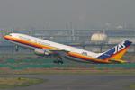 speedbirdさんが、羽田空港で撮影した日本エアシステム A300B2K-3Cの航空フォト(写真)