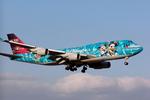 airbandさんが、成田国際空港で撮影した日本航空 747-446の航空フォト(写真)