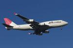 PINK_TEAM78さんが、成田国際空港で撮影した日本航空 747-446(BCF)の航空フォト(写真)