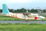 euro_r302さんが、新潟空港で撮影した旭伸航空 BN-2B-20 Islanderの航空フォト(写真)