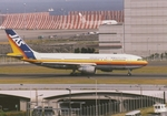 ギ―ピロさんが、羽田空港で撮影した日本エアシステム A300B4-2C/SCDの航空フォト(写真)