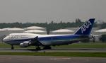 Euro Spotterさんが、成田国際空港で撮影した全日空 747-481の航空フォト(写真)