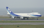 Koenig117さんが、中部国際空港で撮影した日本貨物航空 747-281B(SF)の航空フォト(写真)