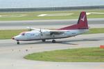 Koenig117さんが、中部国際空港で撮影したエアーセントラル 50の航空フォト(写真)