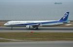 Koenig117さんが、中部国際空港で撮影した全日空 A321-131の航空フォト(写真)