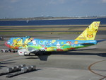nihao_kengoさんが、羽田空港で撮影した全日空 747-481の航空フォト(写真)