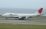 Koenig117さんが、中部国際空港で撮影した日本航空 747-246B(SF)の航空フォト(写真)