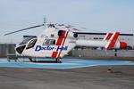 へりさんが、埼玉医科大学総合医療センターで撮影した朝日航洋 MD-900 Explorerの航空フォト(写真)