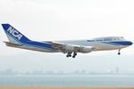 euro_r302さんが、関西国際空港で撮影した日本貨物航空 747-281F/SCDの航空フォト(写真)