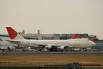 coconaruさんが、成田国際空港で撮影した日本航空 747-246F/SCDの航空フォト(写真)