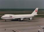 parurunさんが、新千歳空港で撮影した日本航空 747-246Bの航空フォト(写真)