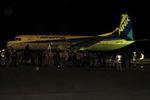 夏奈さんが、新千歳空港で撮影したエアーニッポン YS-11A-500の航空フォト(写真)