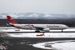 なごやんさんが、新千歳空港で撮影したトランスアジア航空 A330-343Xの航空フォト(写真)