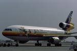 Frightmenさんが、広島空港で撮影した日本エアシステム DC-10-30の航空フォト(写真)