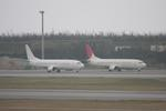 VIPERさんが、那覇空港で撮影した日本トランスオーシャン航空 737-4Q3の航空フォト(写真)
