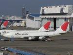Kilo Mikeさんが、成田国際空港で撮影した日本航空 747-246F/SCDの航空フォト(写真)
