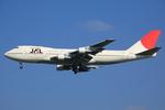 speedbirdさんが、成田国際空港で撮影した日本航空 747-246Bの航空フォト(写真)