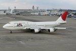 あるてーぬさんが、中部国際空港で撮影した日本航空 747-446Dの航空フォト(写真)
