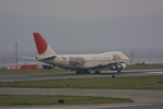 meijeanさんが、関西国際空港で撮影した日本アジア航空 747-246Bの航空フォト(写真)