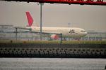ちいたさんが、羽田空港で撮影した日本航空 A300B4-622Rの航空フォト(写真)
