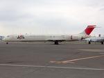 Mame @ TYOさんが、羽田空港で撮影した日本航空 MD-90-30の航空フォト(写真)