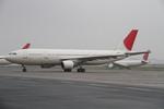 チーボーさんが、羽田空港で撮影した日本航空 A300B4-622Rの航空フォト(写真)