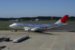 taka2217さんが、成田国際空港で撮影した日本航空 747-446F/SCDの航空フォト(写真)